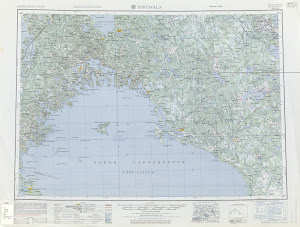 Thumbnail U. S. Army map np35-11