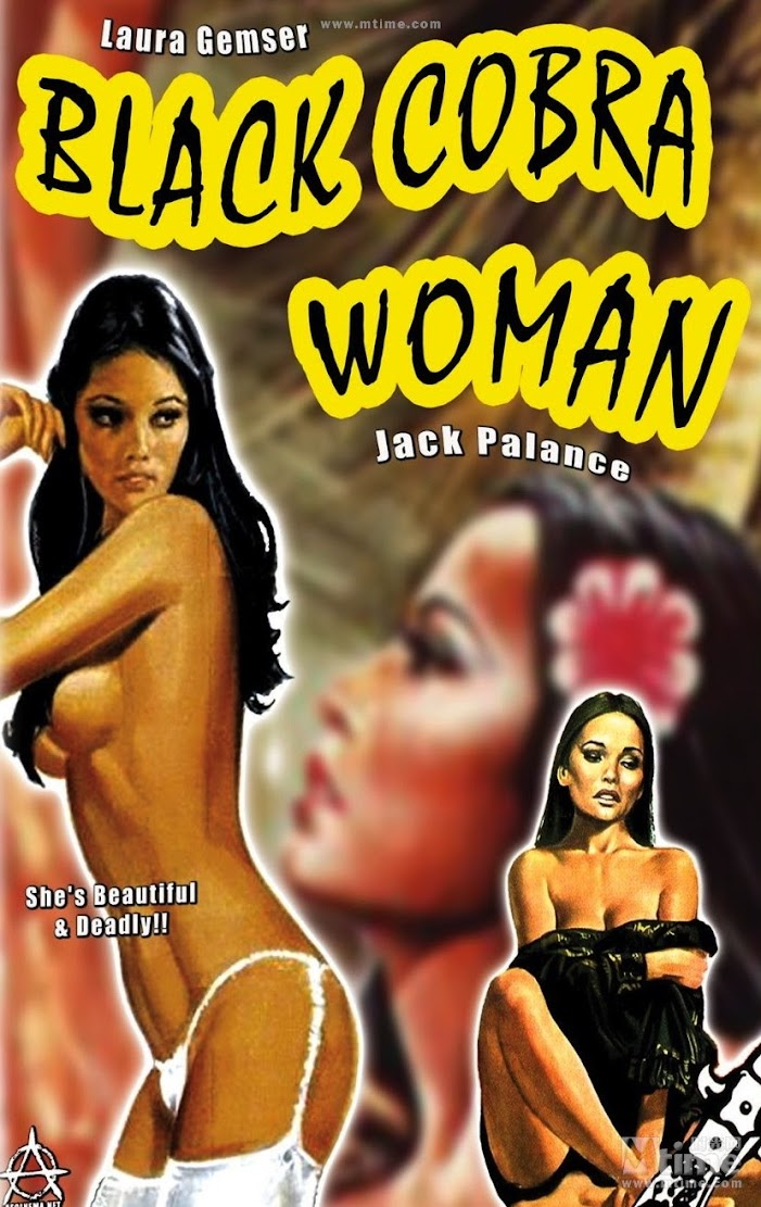 Black Cobra Woman (1976)