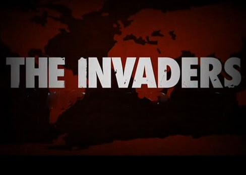 Naje�d�cy / Invaders (2010) PL.TVRip.XviD / Lektor PL