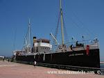 Samsun, Bandırma vapuru maketi (Bandırma ship, Atatürk's ship)