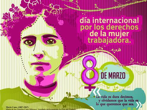 ADE se suma al Paro Internacional de Mujeres