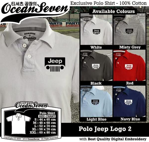 POLO Jeep 2 Logo distro ocean seven