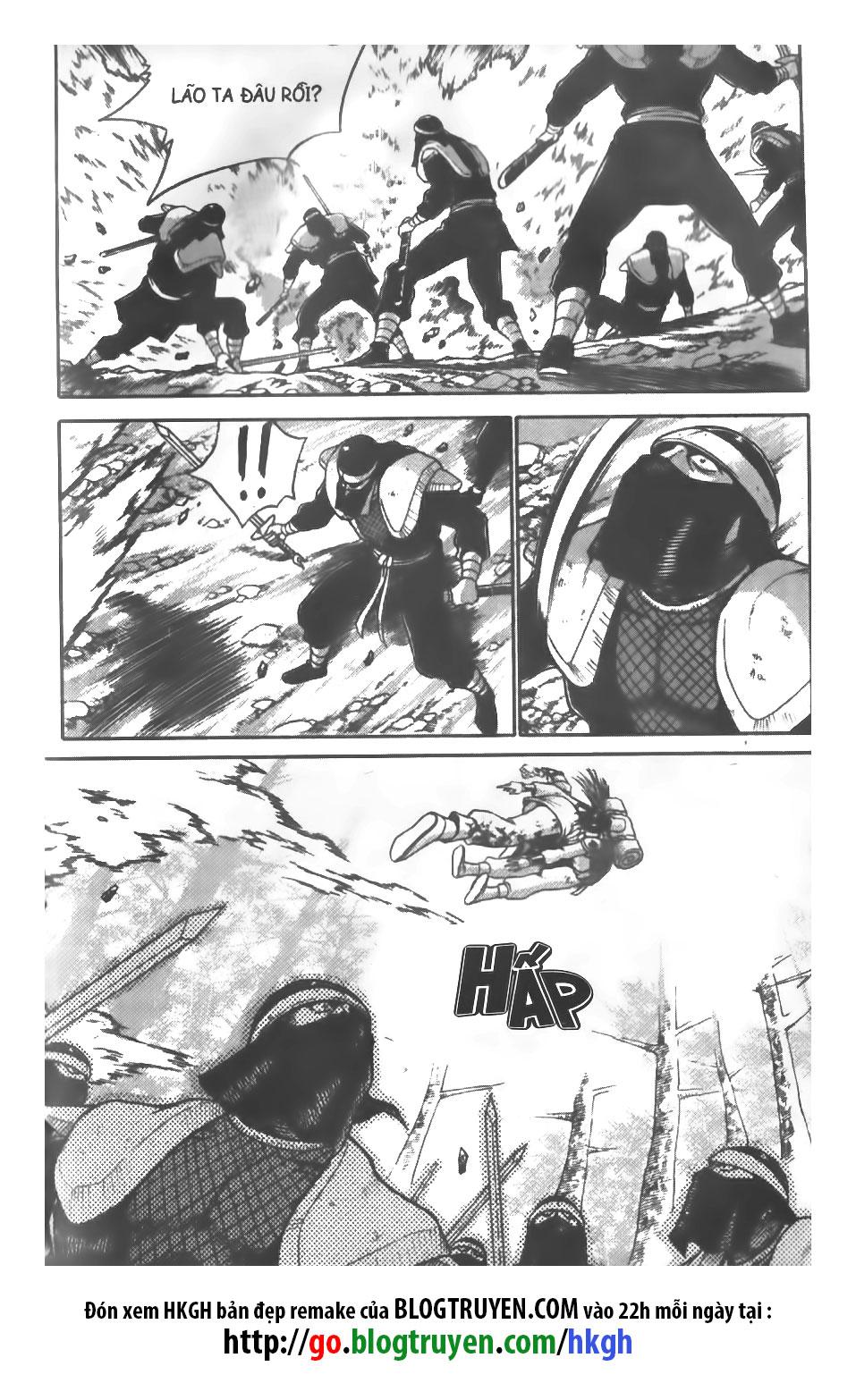 xem truyen moi - Hiệp Khách Giang Hồ Vol43 - Chap 297 - Remake