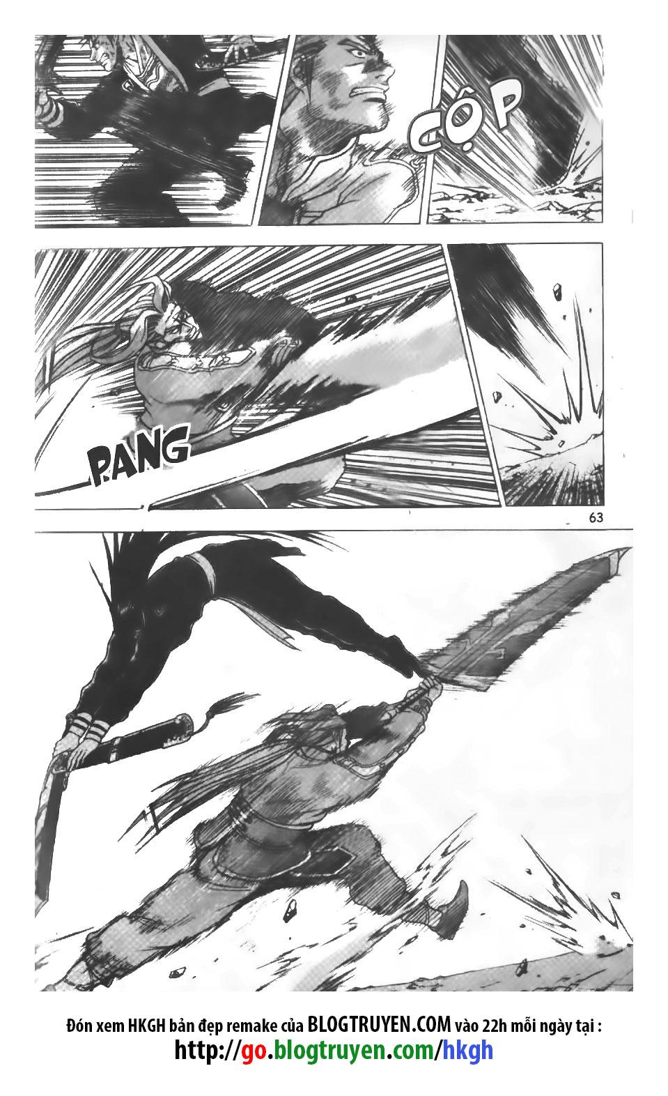 xem truyen moi - Hiệp Khách Giang Hồ Vol37 - Chap 252 - Remake