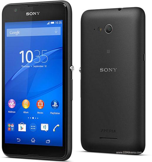 Sony Xperia E4g - Spesifikasi Lengkap dan Harga