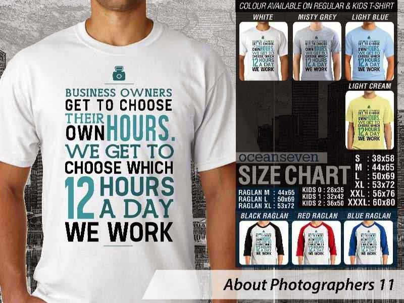 KAOS Photography 12 hours a day we work About Photographers 11 distro ocean seven