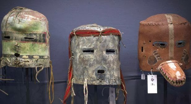 North America: Native American masks sold in Paris to be returned to tribes