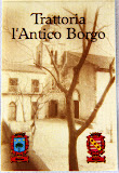 Trattoria l'Antico Borgo - Pontone, Italy