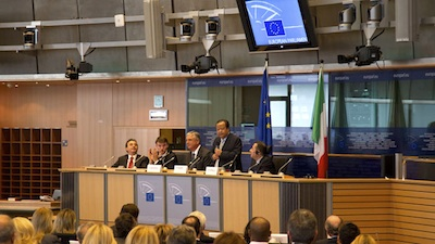 Prem Rawat Maharaji at European Parliament, Brussels