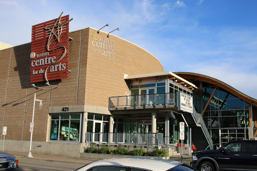 Rotary Centre for the Arts, 421 Cawston Ave, Kelowna, BC V1Y 6Z1, Canada, Event Venue, state British Columbia
