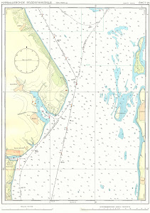 Russian internal water ways atlas kuib_vdhrn22
