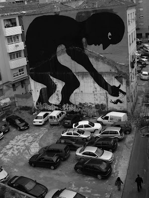 Street Art by Sam3 Seen On www.coolpicturegallery.us