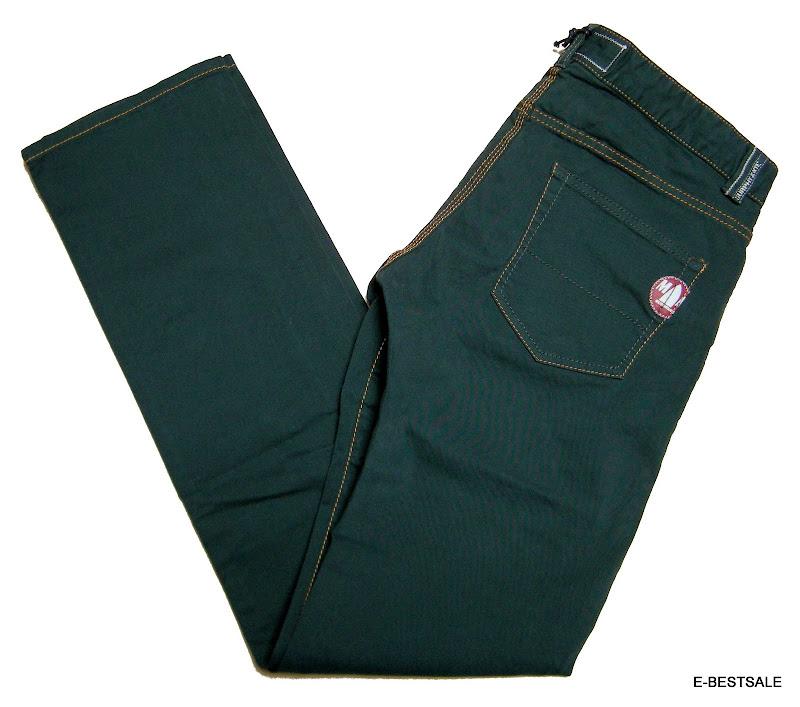 pantaloni murphy and nye trousers uomo men casual pantalone chicago custom fit ebay. Black Bedroom Furniture Sets. Home Design Ideas
