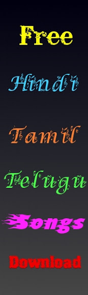 Place 4 Songs - Download Hindi,Tamil and Telugu Songs Free...