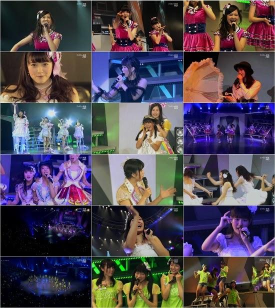 (TV-Variety)(1080i) AKB48グループ 冬だ!ライブだ!ごった煮だ!~遠征出来なかった君たちへ~チームE公演 150503