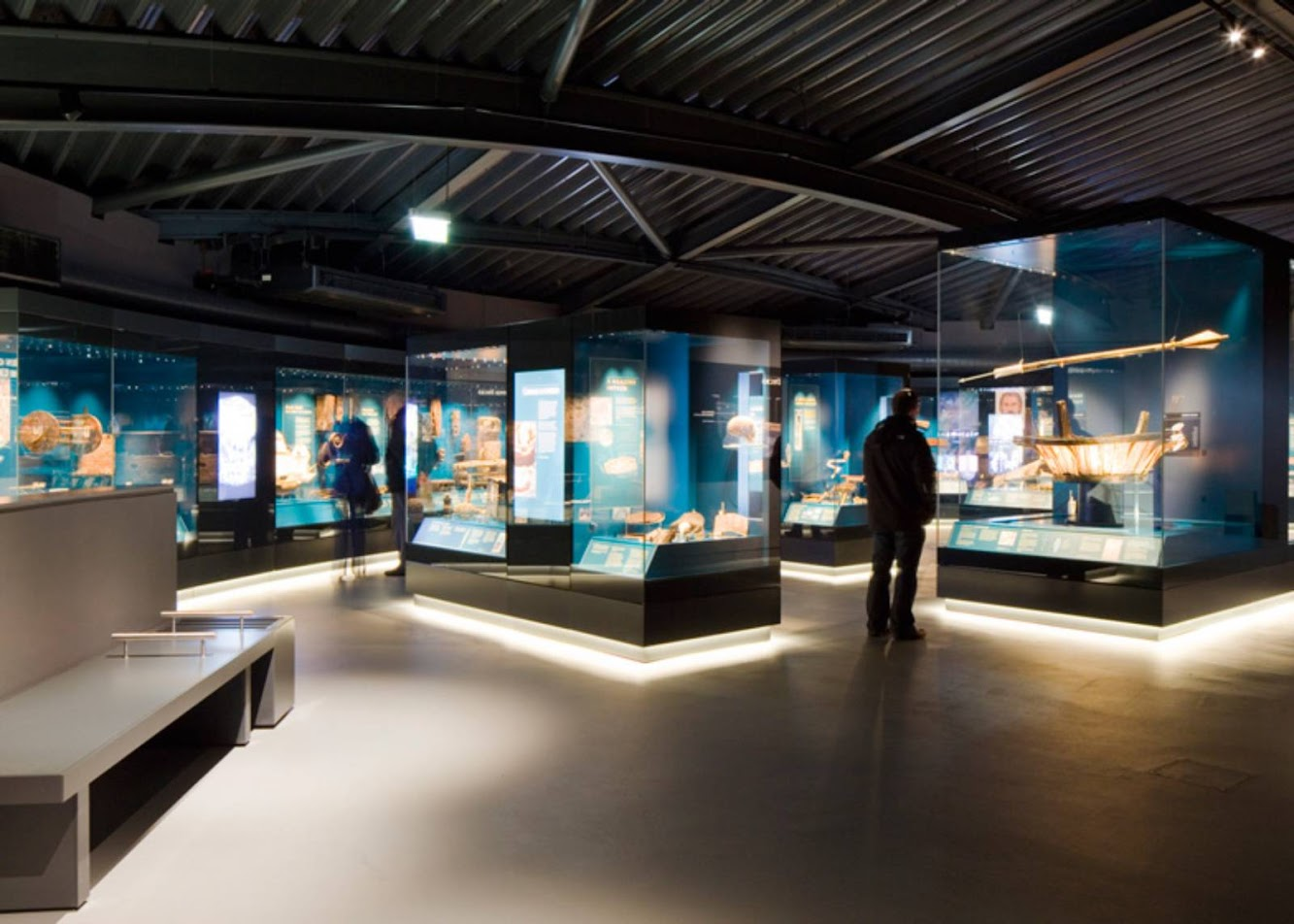 Mary Rose Museum by Wilkinson Eyre
