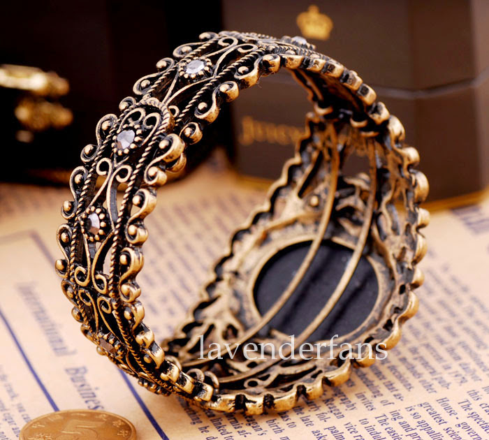 how to make a hollow ring