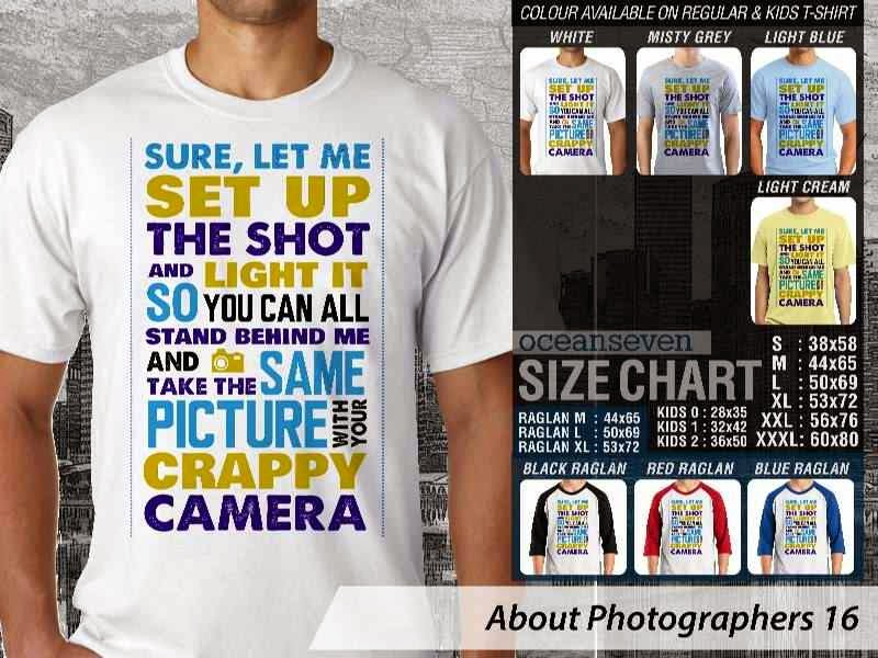 KAOS Photography take same picture with your crappy camera About Photographers 16 distro ocean seven