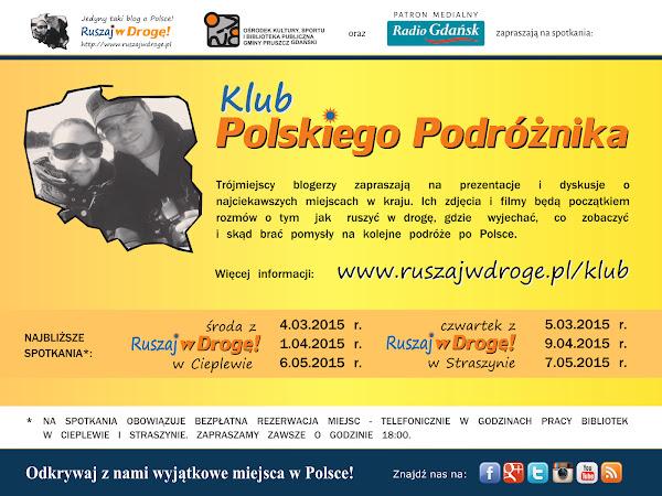 Klub Polskiego Podróżnika Ruszaj w Drogę