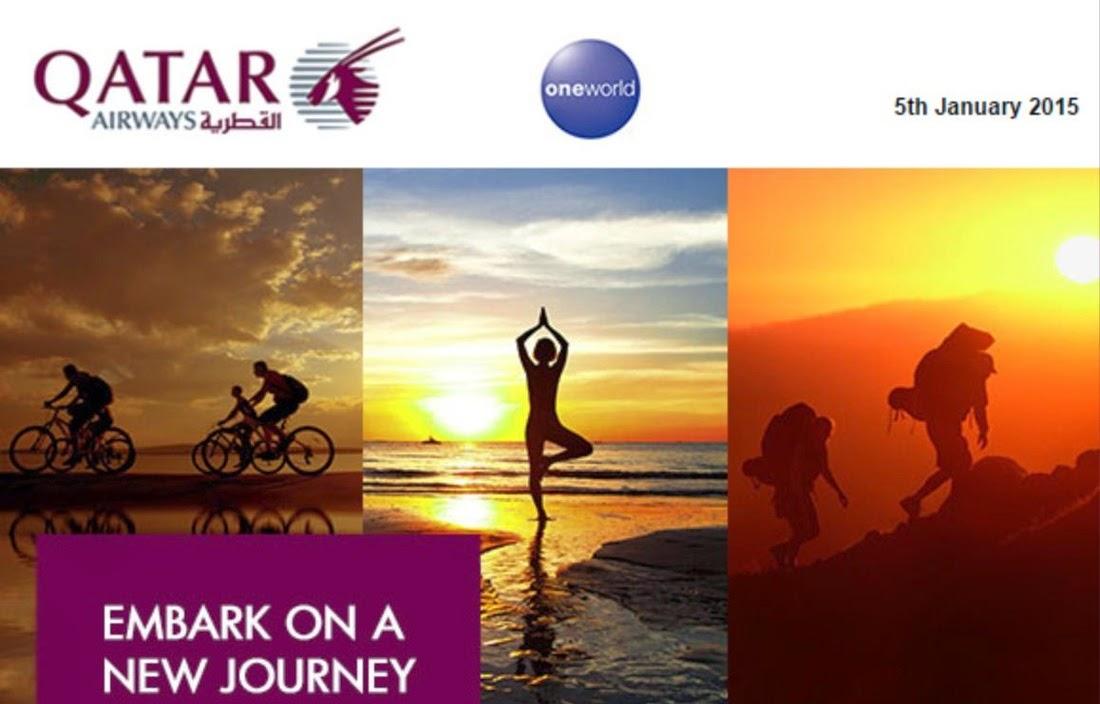 卡塔爾航空Qatar Airways由香港往返歐洲各地$5,031起(連稅),12月10日前出發,限時4日優惠。