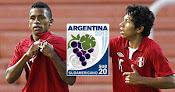 Perú vs. Paraguay - Sudamericano Sub 20 en Vivo - CMD
