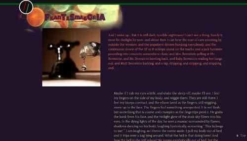sample of the article Phantasmagoria
