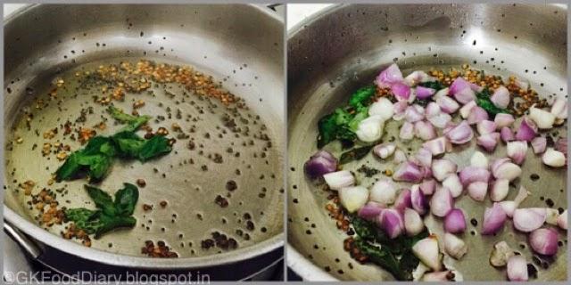 Brinjal Gothsu Recipe (Kathrikkai Gothsu Tirunelveli Style )| Side dishfor Idli Dosa 4