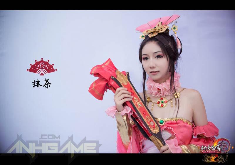 Kingsoft khoe cosplay VLTK 3 trước thềm Chinajoy 2013 - Ảnh 11