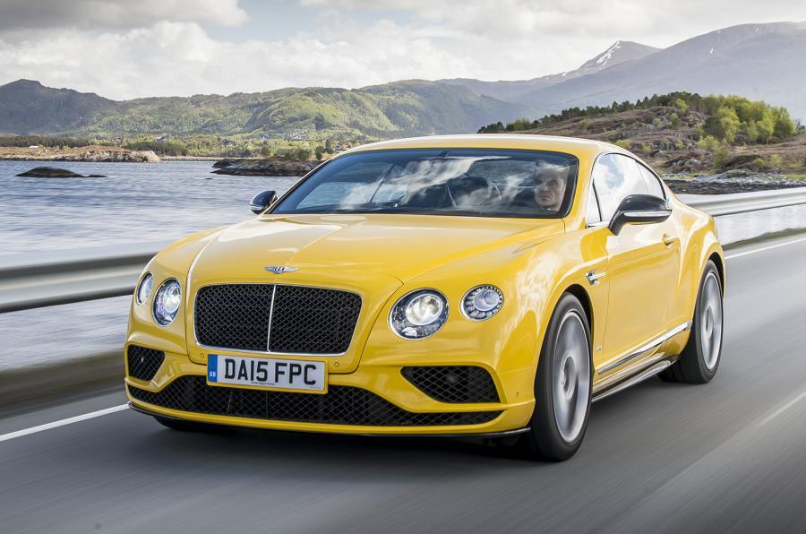2015 Bentley Continental GT V8 S Coupé review Car Price Concept