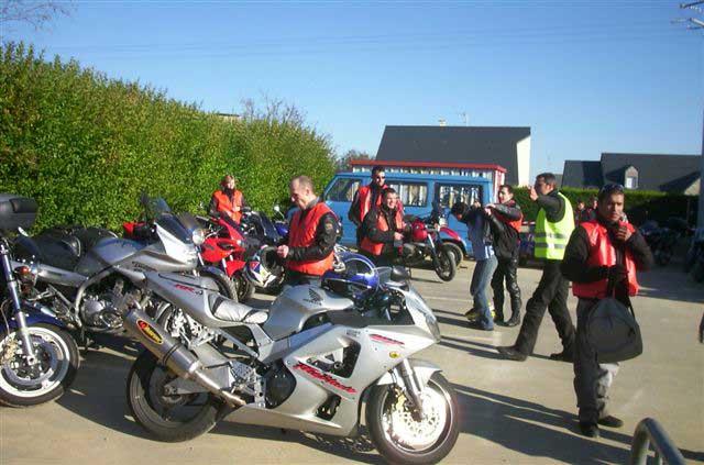 Motothon novembre 2005