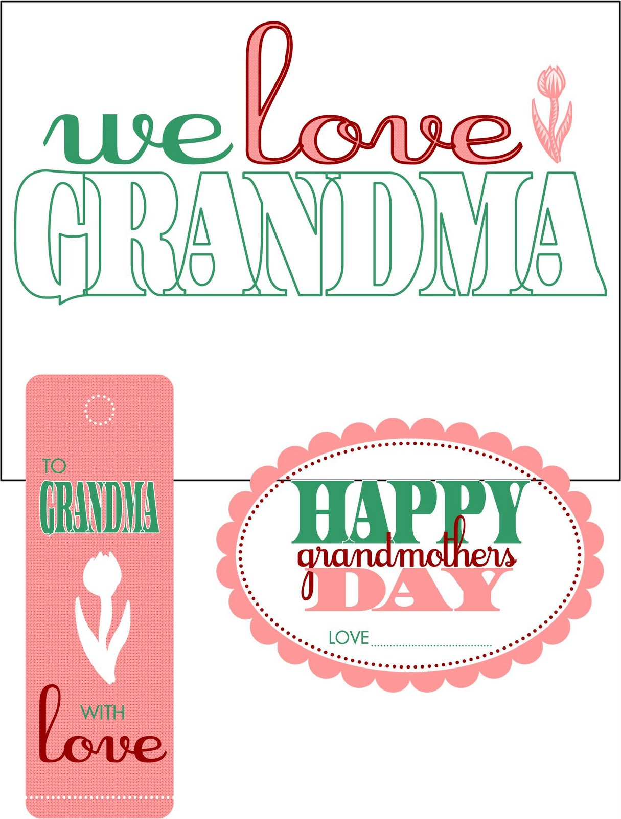 Mothers Day Coloring For Grandma Pinterest - mothers day coloring pages grandma