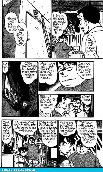 xem truyen moi - Conan chap 356