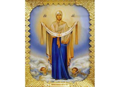 14 жовтня Православною церквою відмічається свято – Покрова Пресвятої Богородиці