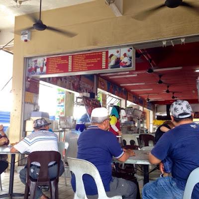 Lock Ann Ais Kacang, Kuching
