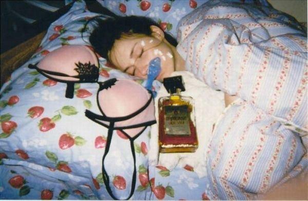 Fotos da Mulherada no fim de festa - Parte 13