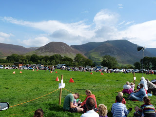 Loweswater Show - A lovely day at the show with Dodd and Whiteside