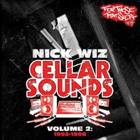 Nick Wiz - Cellar Sounds 2
