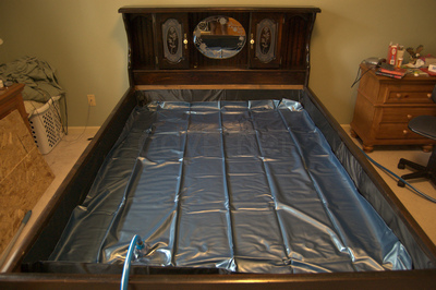 Water Beds Are Basically Beds Filled With Water. They Were Thought To Be  Invented Thousands Of Years Ago By Persians Who Used Goat Skins Filled With  Water.