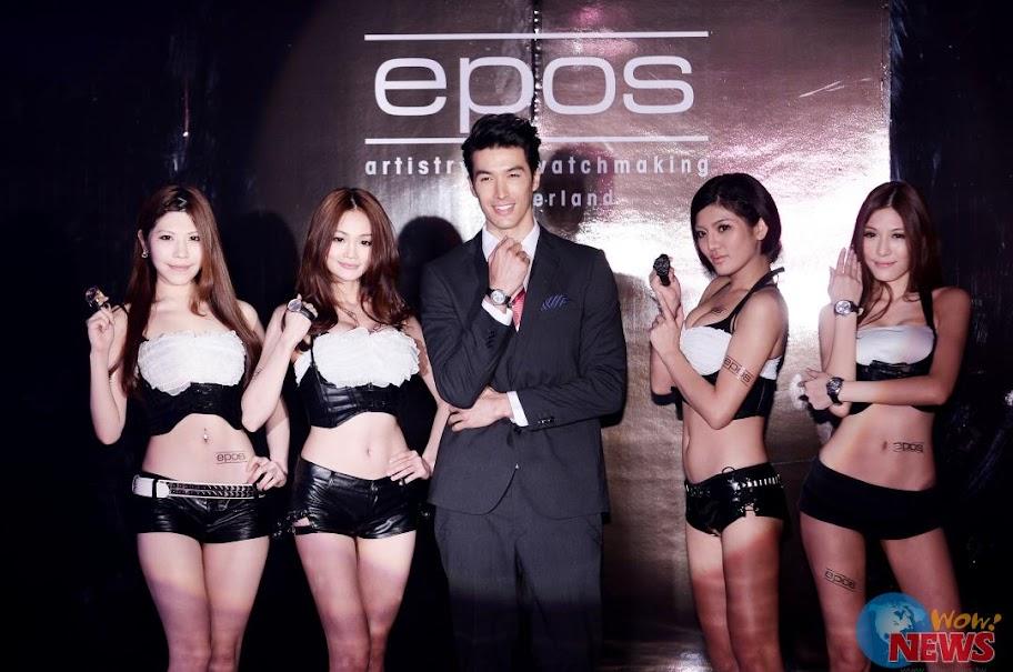 Epos手錶 Epos愛寶時 錦榮代言手錶 評價