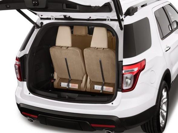 Superb 2015 Ford Explorer  Review 2014