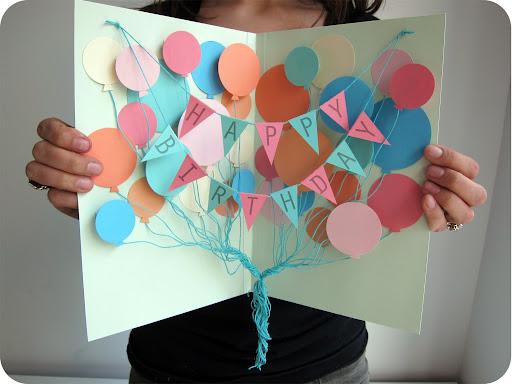 Поделки и как их делать на день рождения