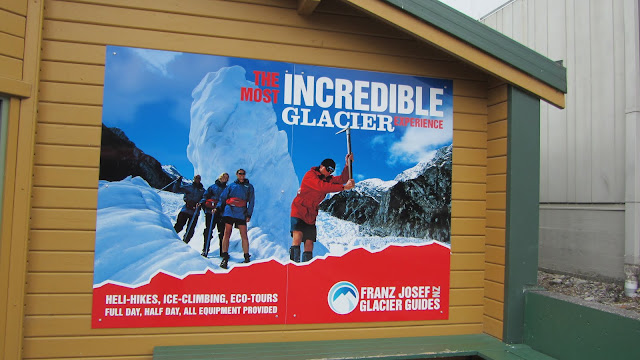 Franz Josef Glacier Guides.