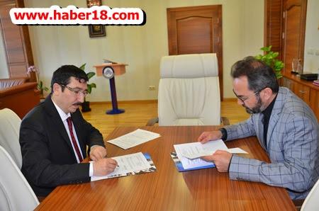 Çankırı Üniversitesi, İşbirliği Anlaşması Yaptı