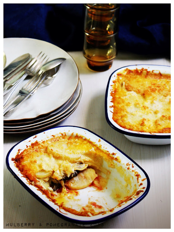 Lighter Moussaka Recipe pictures