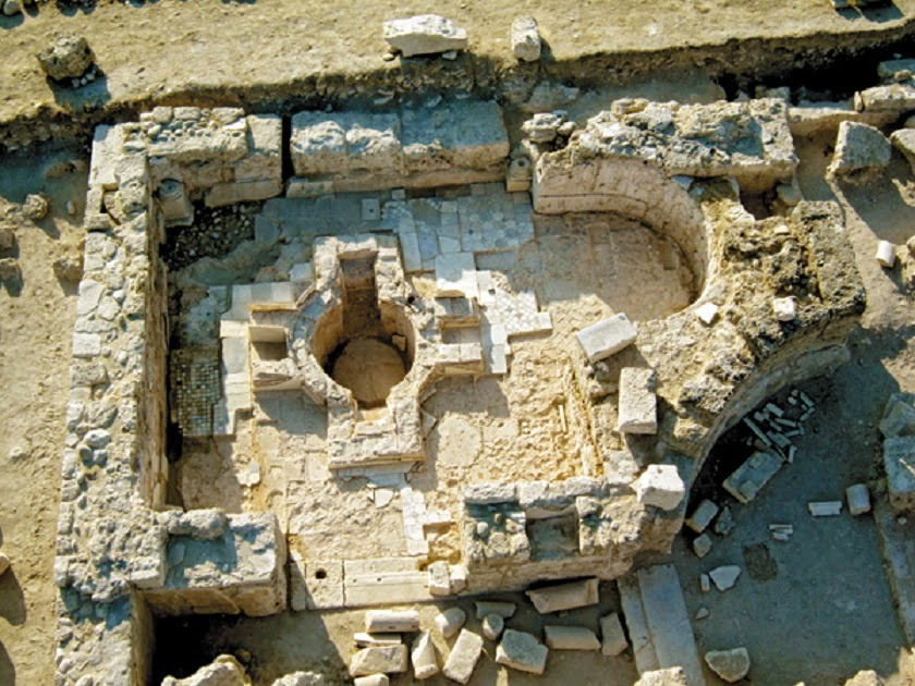 Church in ancient Laodecia to open to tourism