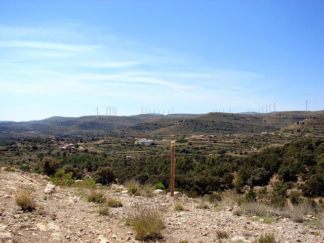 Senderismo - Portell de Morella - Rambla Sellumbres PR-CV 408