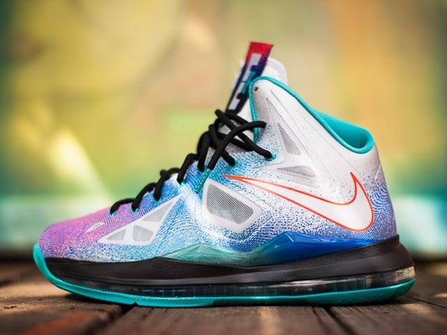"""Nike LeBron X P.S. Elite - """"Re-Entry"""""""