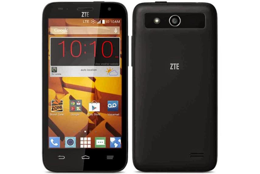 ZTE Speed - Spesifikasi Lengkap dan Harga