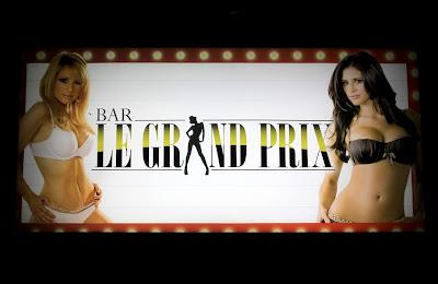 бар Le Grand Prix в Монреале на Гран-при Канады 2012