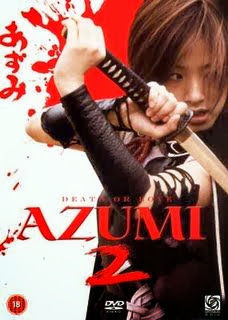 Azumi 2 – DVDRip AVI Dual Áudio